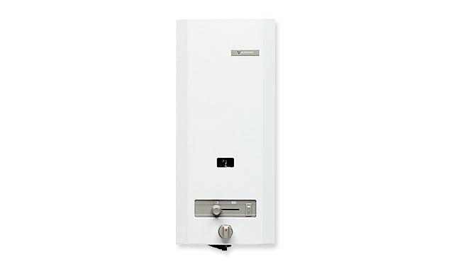 Junkers w135 9 kv1b calentador de gas 6 litros sin - Termo gas natural ...