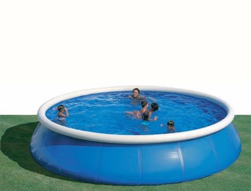 Gre kit hp 551 piscina autoportante hinchable en kit - Depuradora piscina hinchable ...