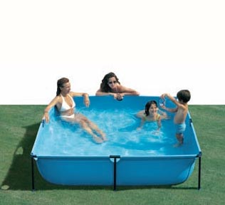 Gre y25 piscina para ni os desmontable en kit y 25 for Piscinas infantiles