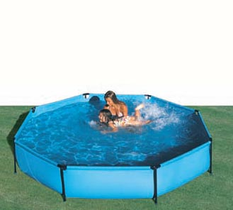 Gre y31 piscina para ni os desmontable en kit y 31 for Piscinas desmontables infantiles