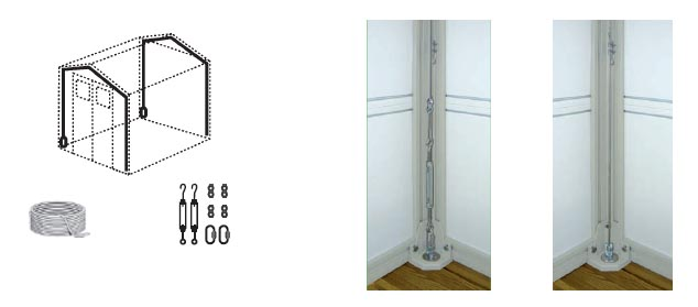 Grosfillex kit de anclaje para caseta de jardin for Caseta de jardin grosfillex