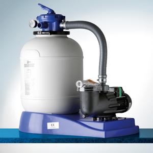Gre depuradora con filtro de arena de piscina ar1350 for Depuradora piscina arena