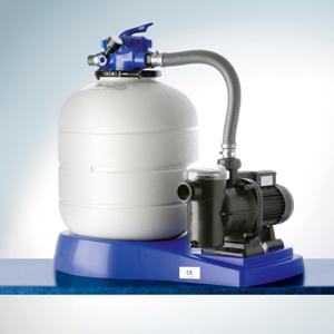 Gre depuradora de silex con filtro de arena para piscina for Depuradora de arena para piscina