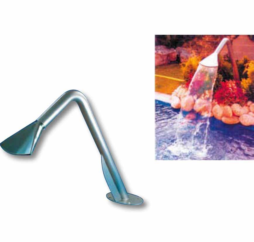 Quimicamp ca on para piscina boquilla plana brillo mate for Quimicamp piscinas