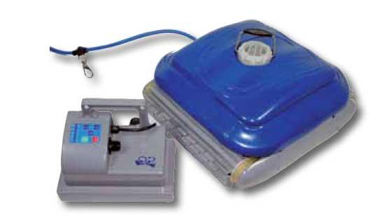 Quimicamp robot limpiafondos para piscina maximo advance for Robot limpiafondos para piscinas