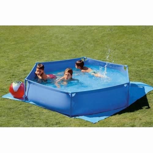 Toi 3170 basics piscina desmontable for Piscinas desmontables toi