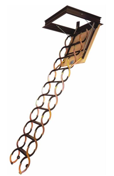 C es tchf 80 60 escalera de hierro de techo tchf80 60 - Escaleras de techo ...