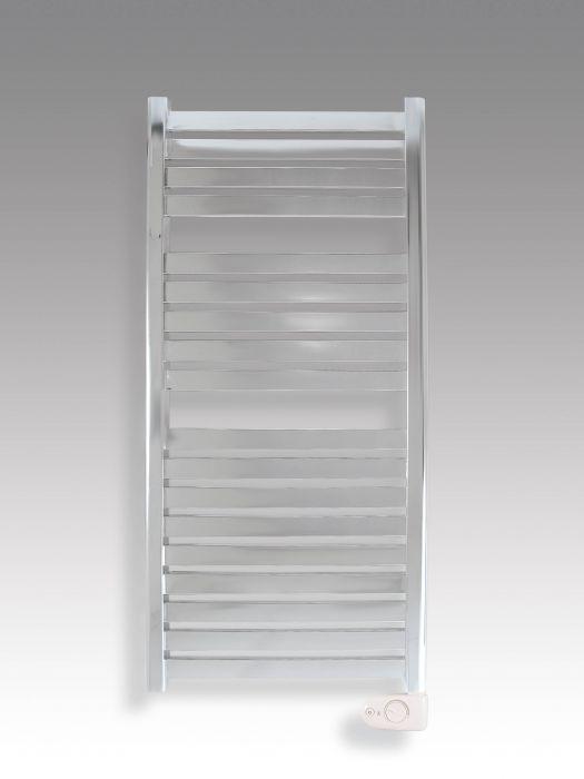 Hjm rsec radiador secatoallas electr nico 400w cromado for Radiador secatoallas