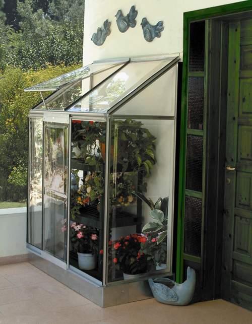 Plant it invernadero de jardin lt 1250 for Invernaderos de jardin