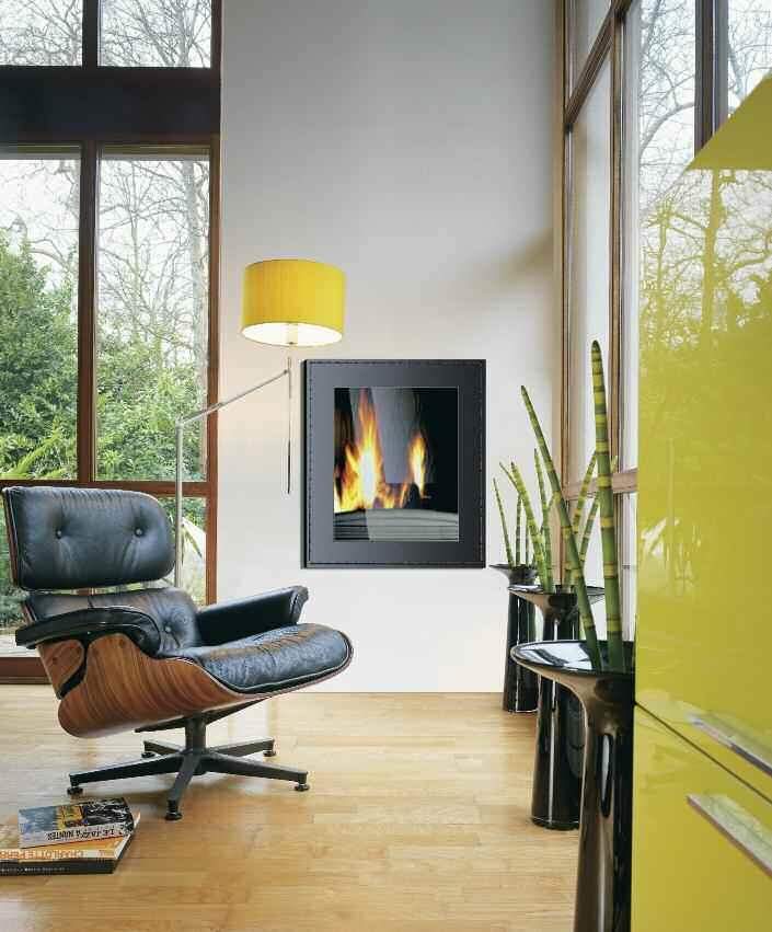 Boxflam invicta hogar de le a moderno vertical cuir 6561 44 for Hogares a lena modernos