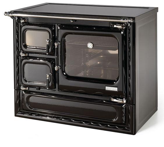 Hergom cocina deva 100 n calefactora cerrada bilbaina - Cocinas bilbainas calefactoras ...