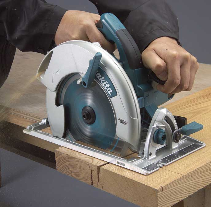 Makita 5008mg sierra circular para madera 1800 w 210 mm - Sierra de corte circular ...