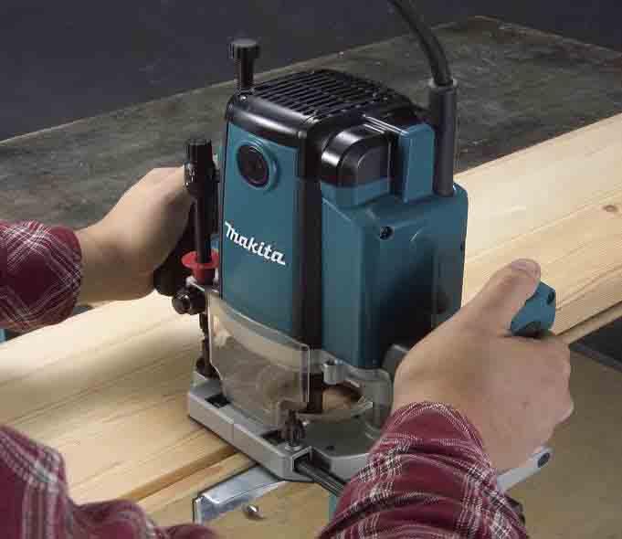 Makita rp1800x fresadora profesional rp 1800 x - Fresadora de madera ...