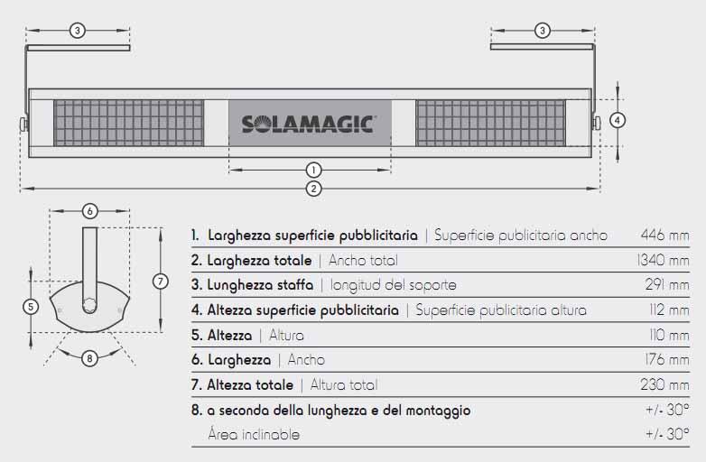 Solamagic 2800 anuncio estufas para exteriores terrazas - Estufas exteriores para terrazas ...