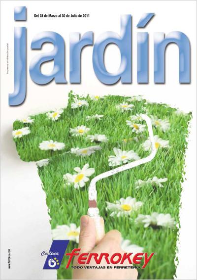 ferrokey ofertas de jard ner a 2011