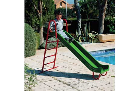 Llobell tobogan infantil para parque y jardin 4202 - Tobogan de jardin ...