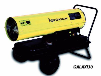Kruger GALAXI30 Calefactor Gasoil 30 KW