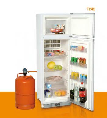 Taver t242 frigor fico a gas - Frigorificos medidas especiales ...
