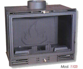 Yolifer 1103 cassette insertable le a hierro fundido - Cassette de lena ...