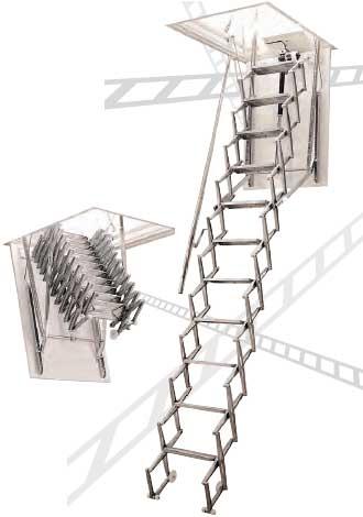 Cies tcha e 130 70 escaleras de techo electricas - Escaleras de techo ...