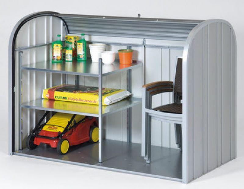 biohort storemax 190 baul arcon contenedor jardin. Black Bedroom Furniture Sets. Home Design Ideas
