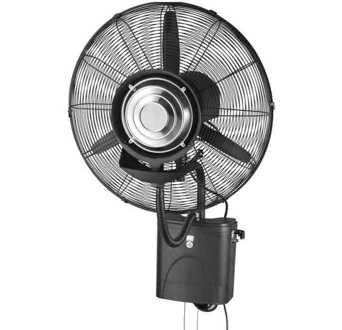 euritecsa mfb 65 pared ventilador agua nebulizada