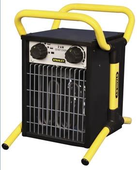 Stanley Calentador Eléctrico Industrial Industrial ST-02-230-E
