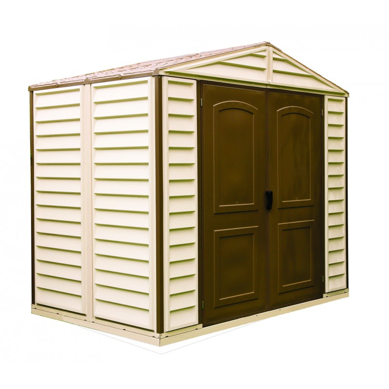 Duramax caseta store all 8x6 4 13 m2 - Cobertizos de resina ...