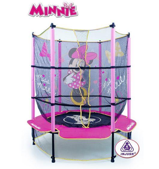 Trampolin infantil Minnie