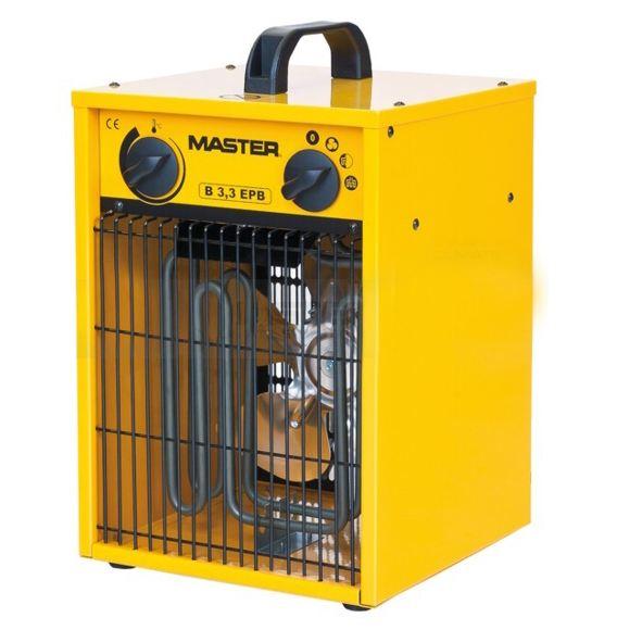 Euritecsa B3,3EPB Calentador eléctrico de aire