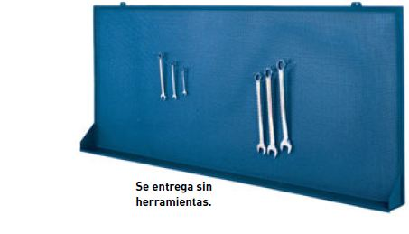 Metalworks panel para ganchos