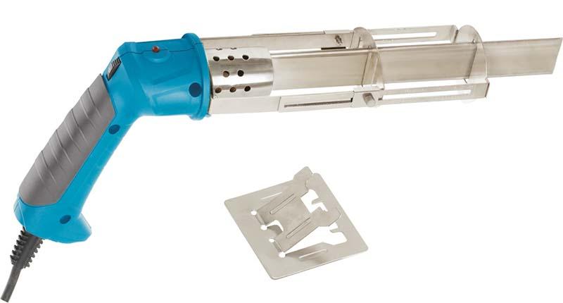 cuchillo caliente cortar poliestireno 0441 fervi