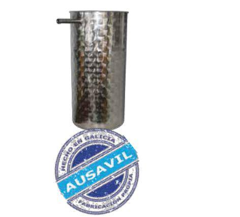 Ausavil DECANTADOR 75 FLOREC Depósito para decantar aceite oliva