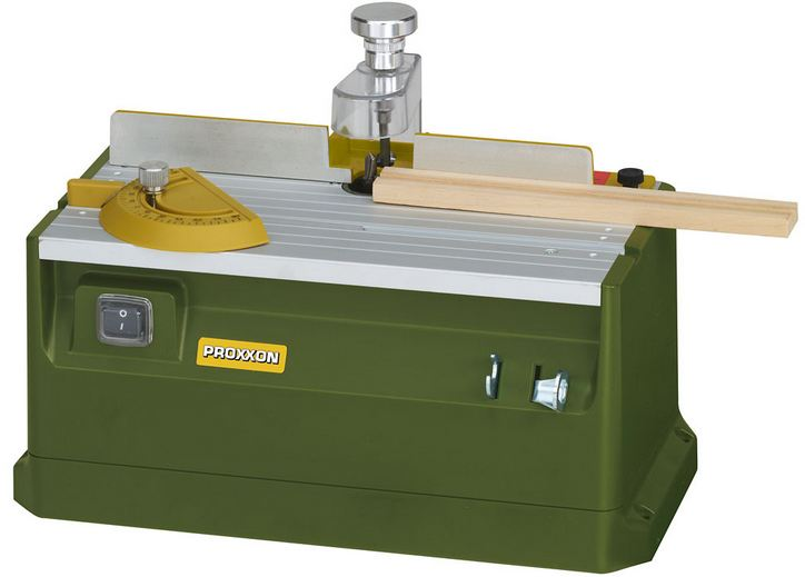 Proxxon MP 400 Mesa fresadora de perfiles 27050