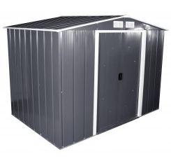 Duramax caseta ecoline 8 8 for Caseta acero galvanizado